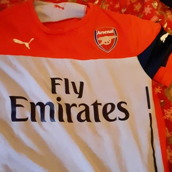 brand new dd169 91f6b Arsenal warm up kit